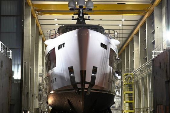 Admiral Yachts Launches Brand New 55m Hybrid Superyacht 'Quinta Essentia'