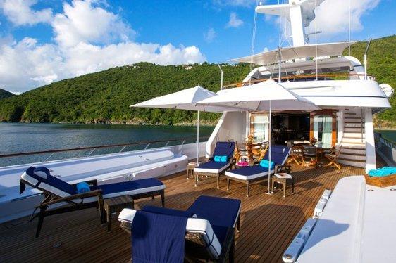 Feadship Motor Yacht TELEOST Cruises to Costa Rica and Panama