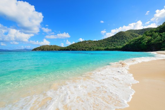 The Beauty Of The Virgin Islands Yachting Itinerary