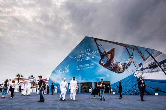 Video: Highlights from the 2019 Dubai International Boat Show so far