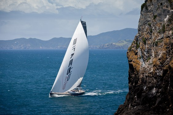 Sailing Yacht SILVERTIP Cruises in Fiji