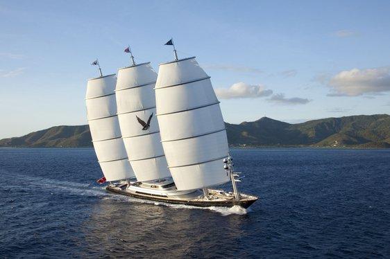 Sailing Yacht 'Maltese Falcon' Leads Perini Navi Cup Line-Up