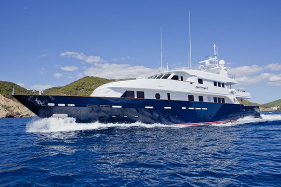 Superyacht 'Big Change II' has Limited Summer Availability