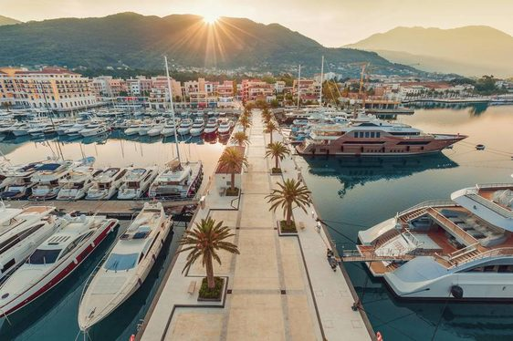 Porto Montenegro and MYBA Announce Superyacht Show