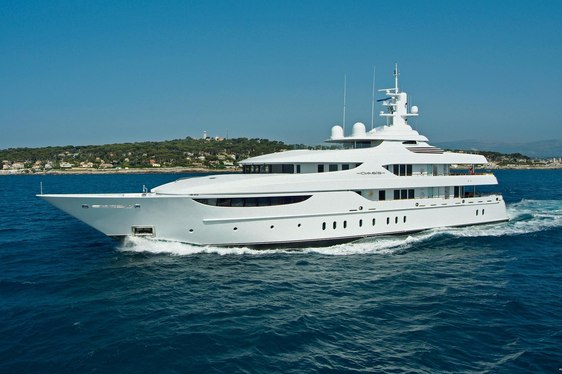 Superyacht OASIS Offering Luxury Caribbean Charters