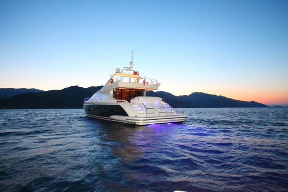 Motor Yacht SKAZKA Reduces Weekly Charter Rate