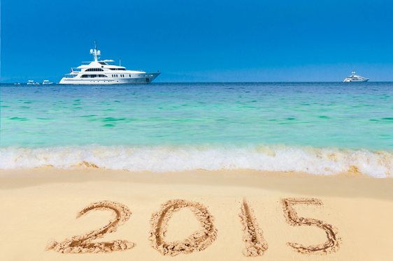 Ten Top Charter Yachts for 2015
