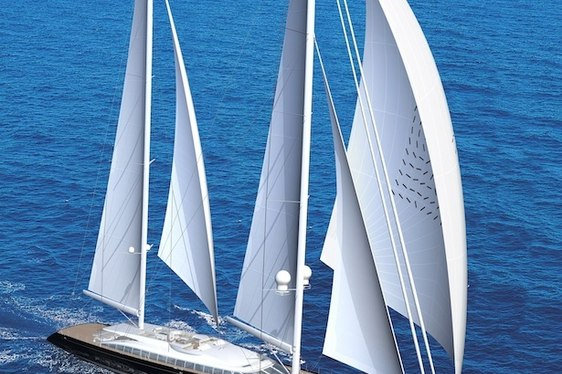 Superyacht VERTIGO to attend Singapore show