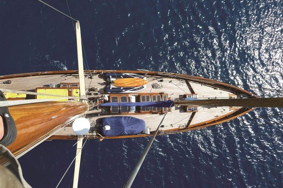 Charter Yacht EROS Open In The Caribbean Following Outstanding Refit