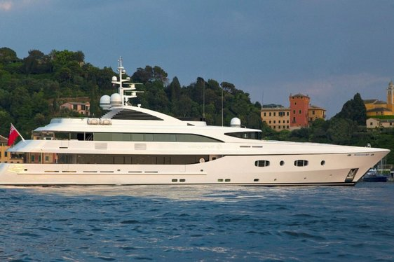 Superyacht TURQUOISE Charter Gap in Montenegro
