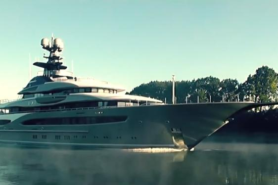 Video – Charter Yacht KISMET on Sea Trials
