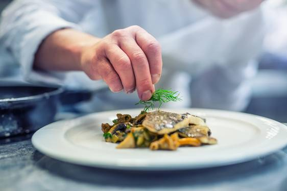 Antigua Charter Yacht Show 2018 chefs' culinary contest