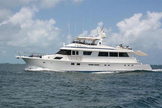 Motor Yacht BAMA BREEZE Back on the Charter Market
