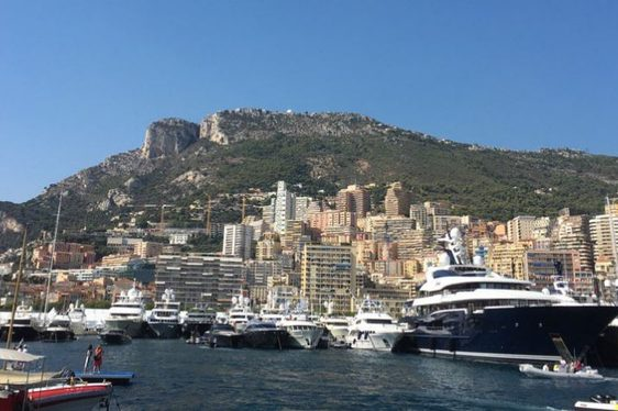 Day 1 of the Monaco Yacht Show 2016: The Round-Up