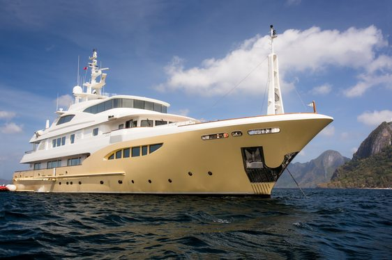 Superyacht 'Jade 959' Joins Global Charter Fleet