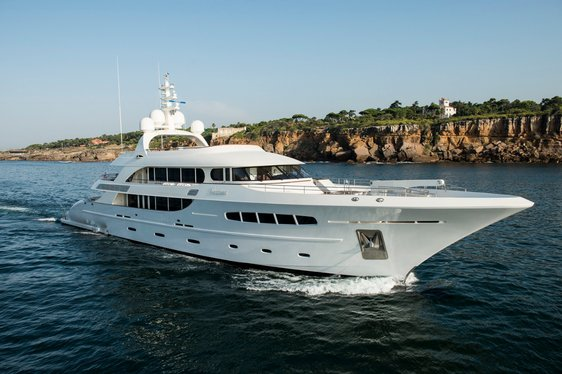 Luxury Yacht NASSIMA Adventures To Norway