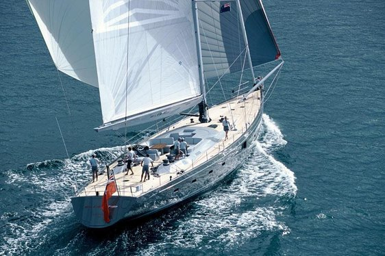 Sailing Yacht SILVERTIP Available In New Zealand This Winter