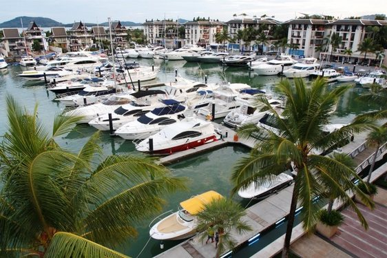 Phuket Boat Show 2013 (PIMEX)