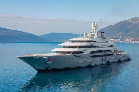 Brand New Video Of 140m Superyacht 'Ocean Victory'