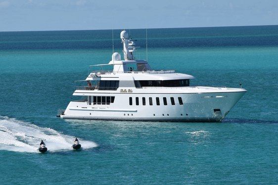 VIDEO: A Deck with a Difference on Feadship Superyacht 'Bella Vita'