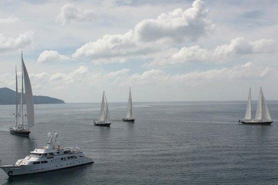 2012 Asia Superyacht Rendezvous a Spectacular Success