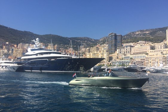 Charter Yacht SOLANDGE Attends The Monaco Yacht Show 2016