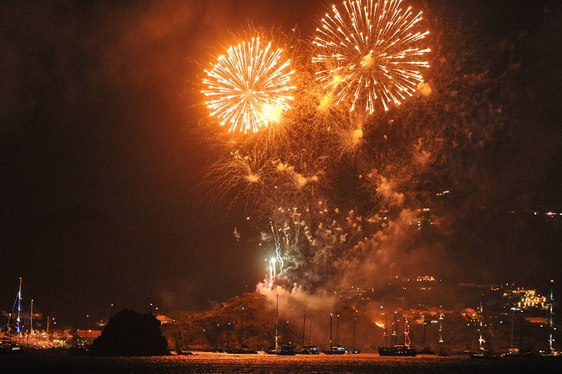 St Barts Set To Be The Most Popular Yachting Destination for New Year Celebrations
