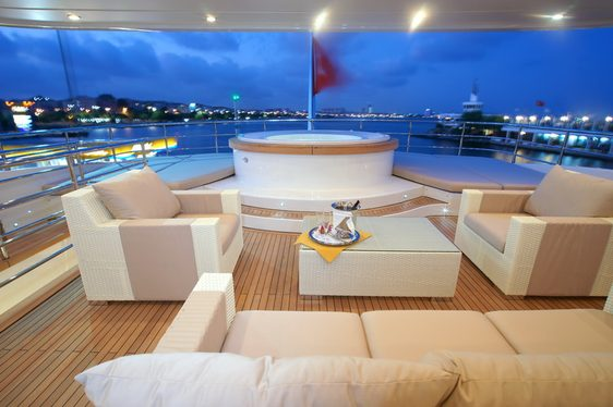 Bilgin Charter Yacht TATIANA Offers Late-Season Ibiza Deal
