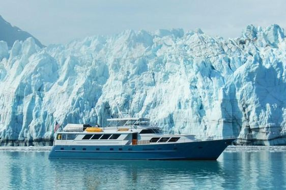 Motor Yacht 'Midsummer Dream' Available in Alaska