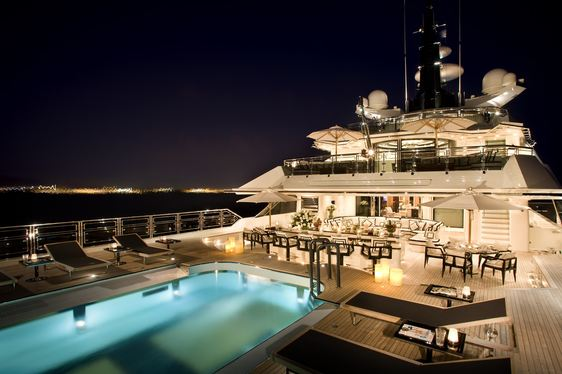 Superyacht ALFA NERO to appear at MYBA Charter Show 2014