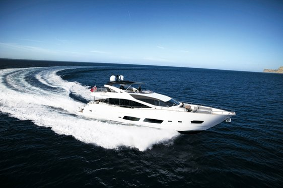 New Sunseeker Motor Yacht AUTUMN Taking Summer Charter Bookings