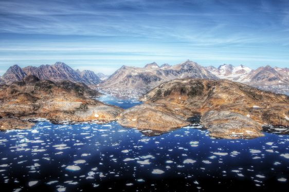 Discover Greenland On Board Palmer Johnson Superyacht PIONEER