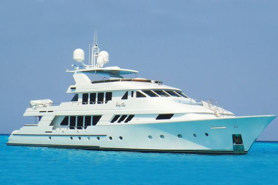 Lady Bee Superyacht Refittted
