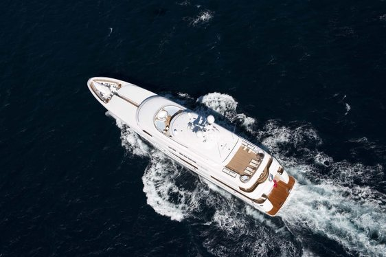 Superyacht SOLEMATES Available for Charter in St. Tropez