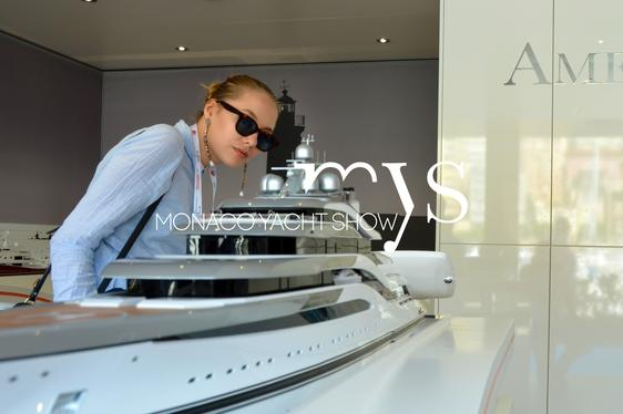 Best Stand Photos LIVE: Monaco Yacht Show 2017