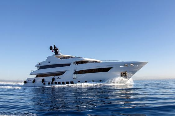 Superyacht BEBE Now Available For Charter