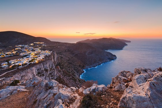 Folegandros Destination Guide