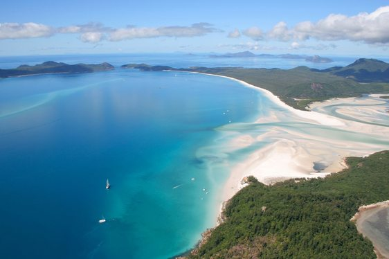 7 Days Discovering The Whitsunday Islands On A Luxury Yacht Charter Yachting Itinerary