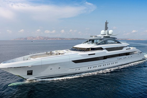 Heesen Ready to Launch New 70m Superyacht