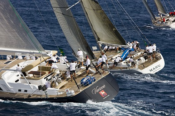 Yachts Confirmed For The Loro Piana Superyacht Regatta in Porto Cervo