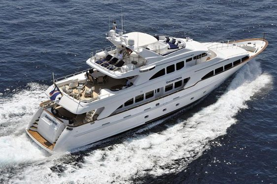 Superyacht ENCHANTRESS Offers Historic Monaco Grand Prix and Formula 1 Grand Prix Charters