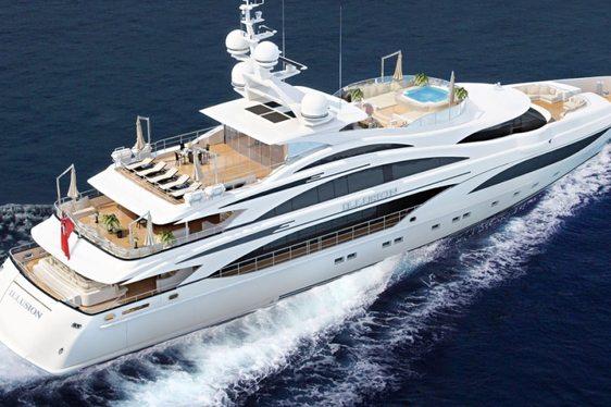 New Benetti Superyacht 'Illusion I' Joins Charter Fleet