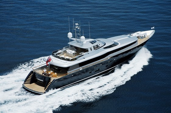 Superyacht POLLY Reduces Charter Rate