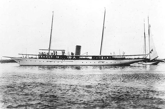 Legendary Classic Yacht 'The Celt' Discovered in Ohio Lake