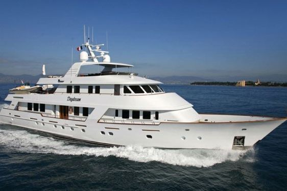 Motor Yacht DAYDREAM Offers Norway Charters