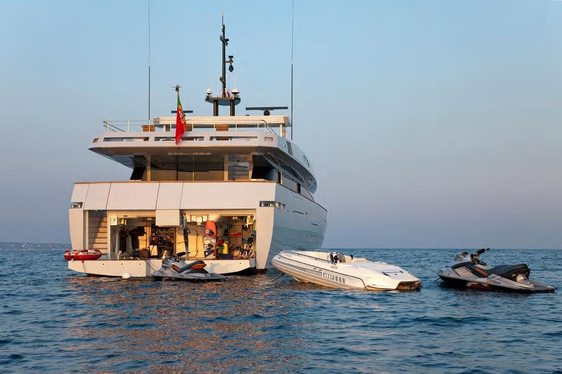 Superyacht 'APACHE II' has Late Availability in Palma