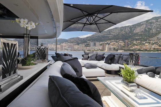 65m superyacht 'Silver Angel': Special Mediterranean charter offer