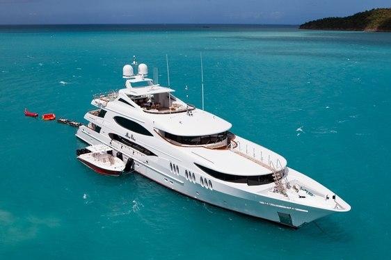 Last Minute Charters Available on Superyacht 'Mia Elise'