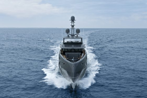 Heesen delivers superyacht ERICA