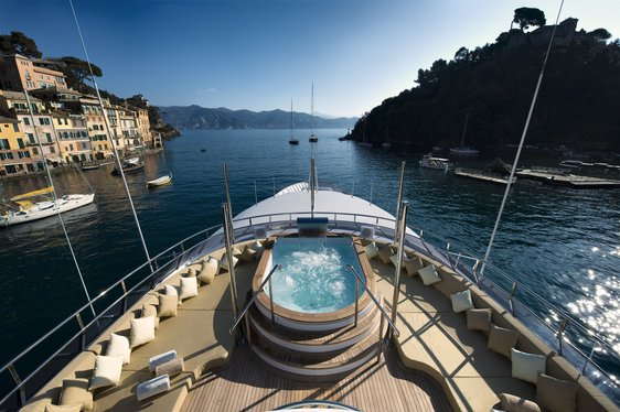Save 20% On Board Oceanco Superyacht 'The Wellesley'